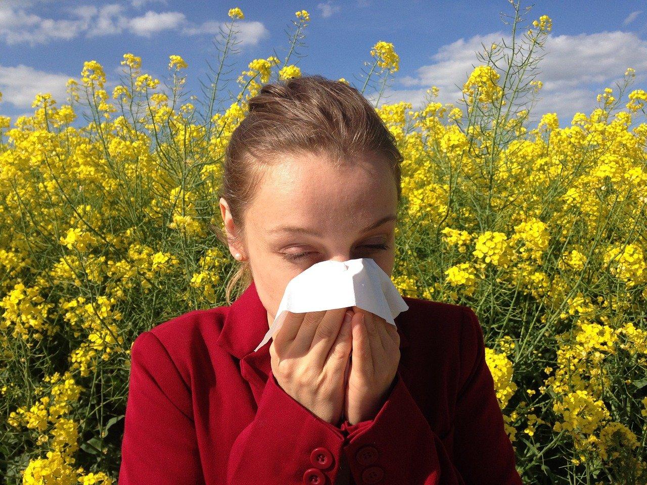 Jak sobie poradzić z alergią oczu?
