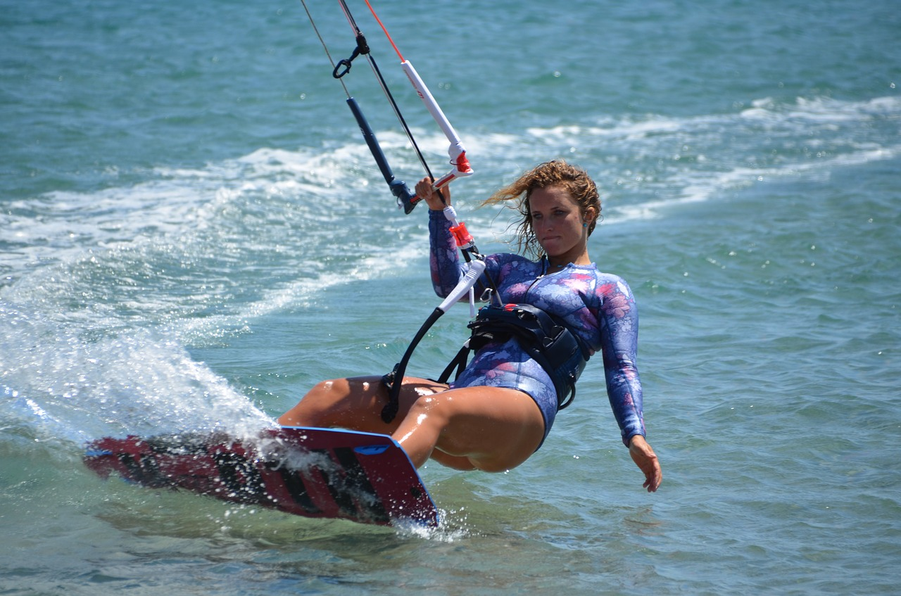 Kitesurfing dla początkujących